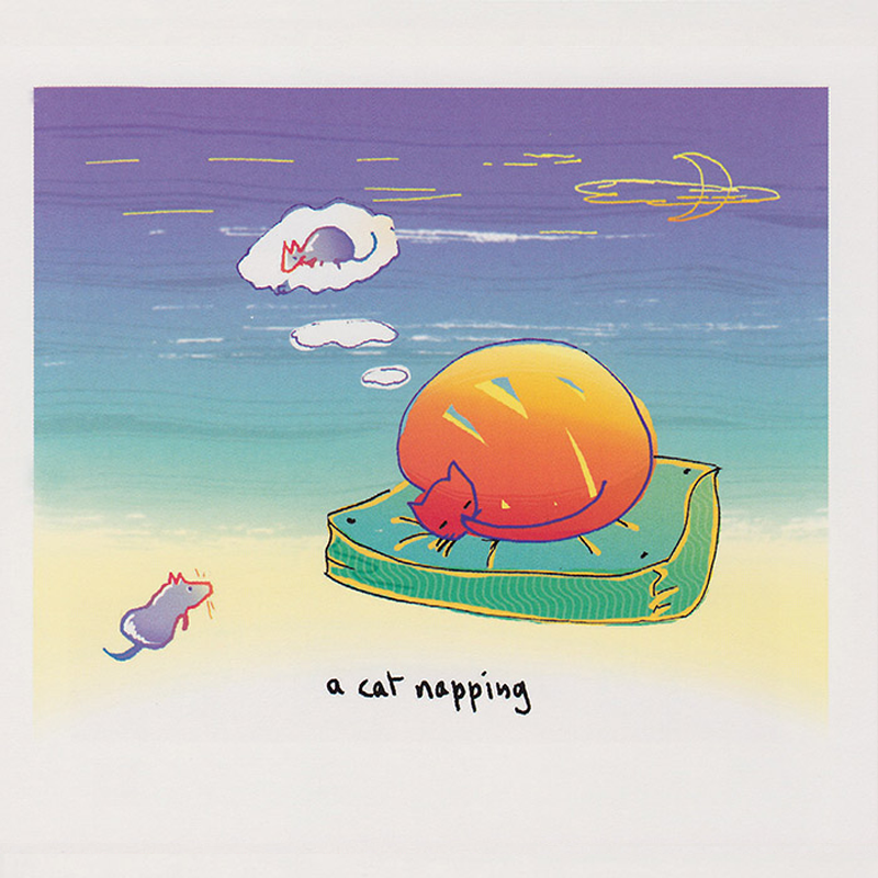 A-Cat-Napping